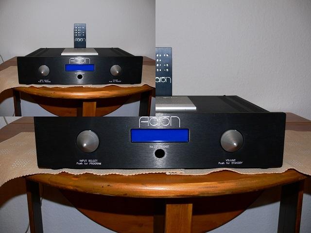 high end vorverst rker aaron cineast no 22 black satin gebraucht kaufen highend. Black Bedroom Furniture Sets. Home Design Ideas